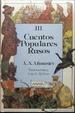 Cover of Cuentos populares rusos III