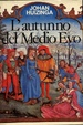 Cover of L'autunno del medioevo