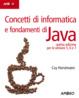 Cover of Concetti di informatica e fondamenti di Java