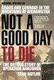 Cover of Not a Good Day to Die
