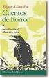 Cover of Cuentos de horror