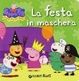 Cover of Peppa Pig. Festa in maschera