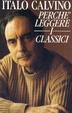Cover of Perché leggere i classici