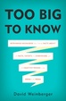 Cover of Too Big to Know