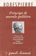 Cover of Principi di morale politica