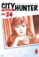 Cover of City Hunter vol. 24
