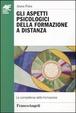 Cover of Aspetti psicologici della formazione a distanza