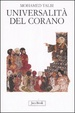 Cover of Universalità del Corano
