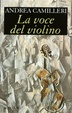 Cover of La voce del violino