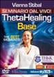Cover of Theta healing base. The best moments