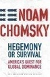 Cover of Hegemony or Survival