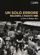 Cover of Un solo errore