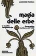 Cover of Magia delle erbe