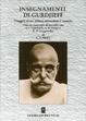 Cover of Insegnamenti di Gurdjieff