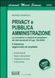 Cover of Privacy e Pubblica Amministrazione