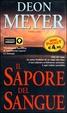 Cover of Il sapore del sangue