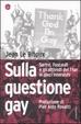 Cover of Sulla questione gay