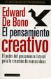 Cover of El pensamiento creativo