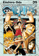 Cover of One Piece - New Edition 39