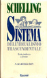 Cover of Sistema dell'idealismo trascendentale