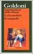 Cover of I pettegolezzi delle donne. La locandiera. Il campiello