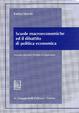 Cover of Scuole macroeconomiche ed il dibattito di politica economica