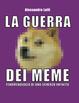 Cover of La guerra dei meme