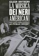 Cover of La musica dei neri americani