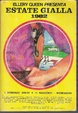 Cover of Ellery Queen presenta Estate Gialla 1982