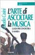 Cover of L'arte di ascoltare la musica