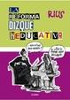 Cover of La reforma dizque heducativa