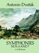 Cover of Symphonies Nos. 6 and 7 in Full Score