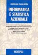 Cover of Informatica e statistica aziendale
