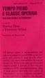 Cover of Tempo pieno e classe operaia