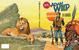 Cover of Adam Wild n. 1 - Variant Lucca Comics 2014