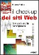 Cover of Il check-up dei siti Web