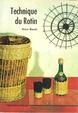 Cover of Technique du rotin
