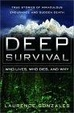 Cover of Deep Survival: Who Lives, Who Dies and Why