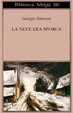 Cover of La neve era sporca