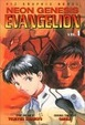 Cover of Neon Genesis Evangelion, Vol. 1