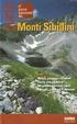 Cover of Guida al parco nazionale dei monti Sibillini