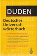 Cover of Duden. Deutsches Universalwörterbuch