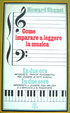 Cover of Come imparare a leggere la musica