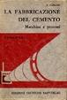 Cover of La Fabbricazione del Cemento