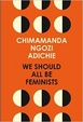 Cover of We Should All Be Feminists