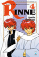 Cover of Rinne vol. 4