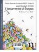 Cover of Il testamento di Borges
