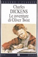 Cover of Le avventure di Oliver Twist