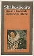 Cover of Troilo e Cressida - Timone di Atene