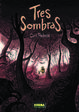 Cover of Tres sombras